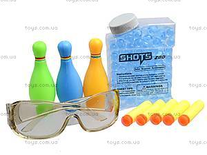 Автомат с водяными пулями, для мальчика, XH-036, купити
