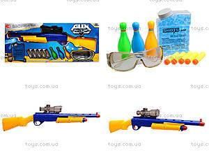 Автомат с водяными пулями, для мальчика, XH-036, интернет магазин22 игрушки Украина