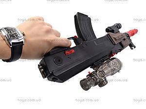 Автомат с водяными пулями и дартсом, M47-5+, купить