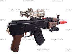Автомат с водяными пулями и дартсом, M47-5+, игрушки