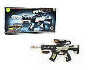 Автомат «Sniper Rifle» со звуком и светом, JQ3088B, отзывы