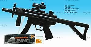 Автомат Sport Gun, с пульками, 588B