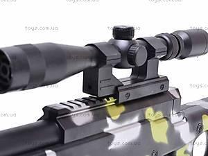 Автомат, стреляющий пластиковыми пулями, 8723, игрушки
