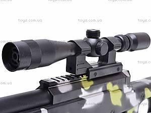 Автомат, стреляющий пластиковыми пулями, 8723, детские игрушки