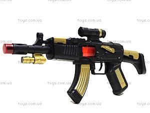 Автомат-трещетка для детей, AK-111213, купить
