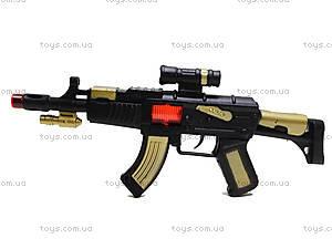 Автомат-трещетка для детей, AK-111213, цена