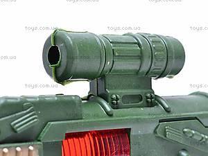 Автомат-трещотка для мальчиков, AK-9, цена