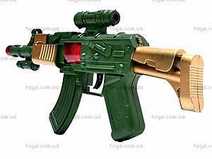 Автомат-трещотка для мальчиков, AK-9, игрушки