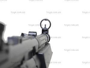 Автомат игрушечный стреляющий пульками, TS55, отзывы