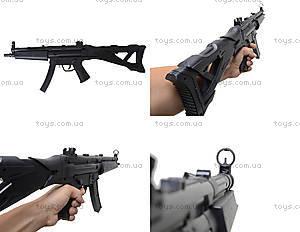 Автомат игрушечный стреляющий пульками, TS55