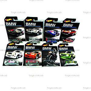 Игрушечный автомобиль BMW от Hot Wheels, DJM79, купить