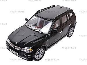 Автомобиль BMW X5 на радиоуправлении, 866-2401, игрушки
