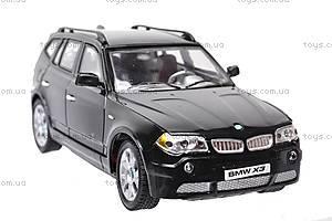 Автомобиль BMW X5 на радиоуправлении, 866-2401, детские игрушки