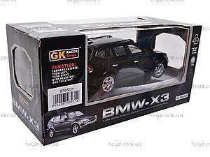 Автомобиль BMW X5 на радиоуправлении, 866-2401, магазин игрушек