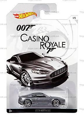 Игрушечный автомобиль Джеймса Бонда, CGB72, купить