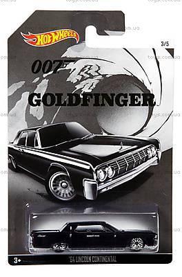 Игрушечный автомобиль Джеймса Бонда, CGB72, фото