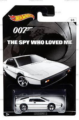 Игрушечный автомобиль Джеймса Бонда, CGB72, отзывы