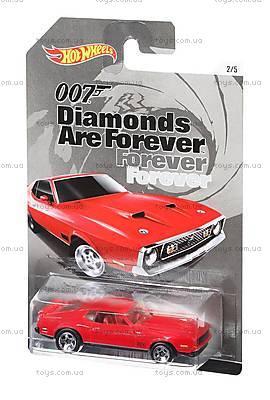 Игрушечный автомобиль Джеймса Бонда, CGB72, цена