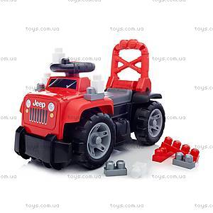 Машина-каталка Mega Bloks серии First Builders, DBL13