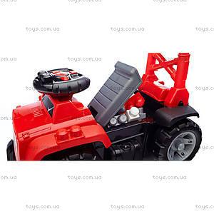 Машинка-каталка Mega Bloks «Джип», DBL13, отзывы