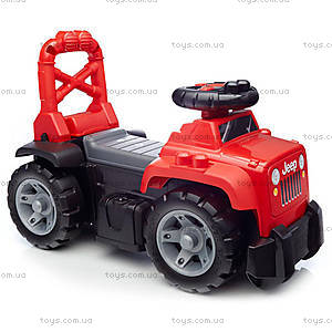Машинка-каталка Mega Bloks «Джип», DBL13, цена