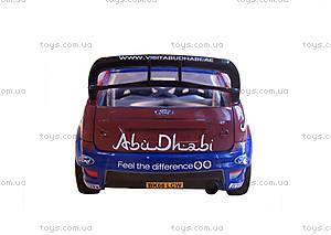 Автомобиль Ford Focus Abu Dhabi 1:16, р/у, S86063, купить