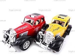 Автомобиль инерционный для детей, 622, детские игрушки