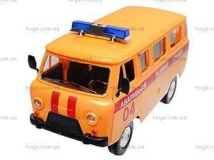 Автомобиль инерционный «Газовая служба», 9518B, фото