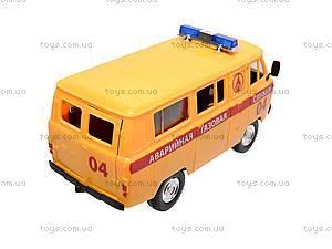 Автомобиль инерционный «Газовая служба», 9518B, отзывы