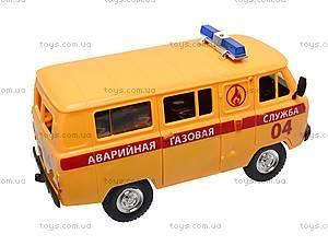 Автомобиль инерционный «Газовая служба», 9518B, цена