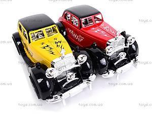 Автомобиль инерционный «Ретро», 8100, игрушки