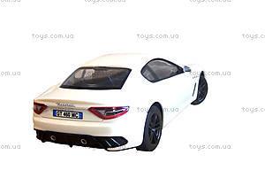 Автомобиль Maserati Gran Turismo 1:16, р/у, S86053, купить