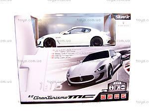Автомобиль Maserati Gran Turismo 1:16, р/у, S86053, отзывы