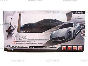 Автомобиль Maserati Gran Turismo MC Stradale 1:24, р/у, S82434, отзывы
