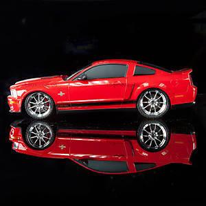 Автомобиль на радиоуправлении Ford Shebly GT500, XQRC18-4AA, цена