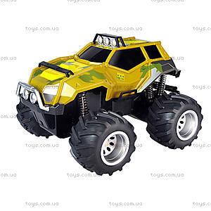 Автомобиль радиоуправляемый Army желтый, YW252180