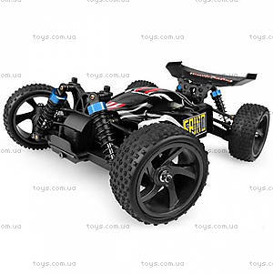 Автомобиль радиоуправляемый багги Spino Brushless (черный), E18XBLb, купить