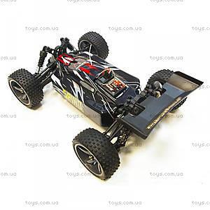 Автомобиль радиоуправляемый багги Spino Brushless (черный), E18XBLb, фото