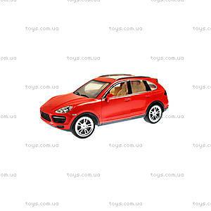 Автомобиль радиоуправляемый Porsche Cayenne Turbo красный, LC258120-2
