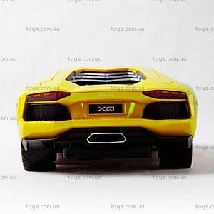 Автомобиль р/у Lamborghini Aventador LP700-4, XQRC18-16AA, отзывы