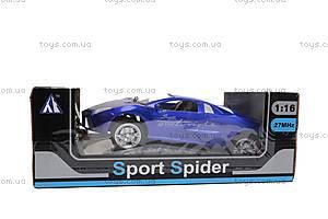 Автомобиль Sport, на радиоуправлении, 87-1D-5D, toys.com.ua
