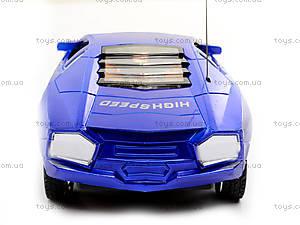 Автомобиль Sport, на радиоуправлении, 87-1D-5D, toys