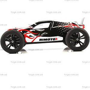 Автомобиль трагги  Katana Brushless (черный), E10XTLb