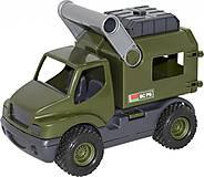 """Автомобиль военный """"КонсТрак. Фургон"""", 49247, фото"""