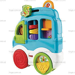 Автомобиль со зверушками «Играй и исследуй» , CMV93, фото