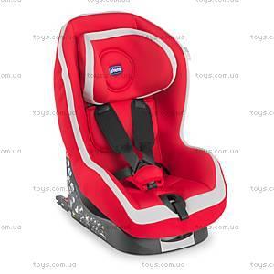 Автокресло для детей Go-One Isofix, цвет красный, 79819.70