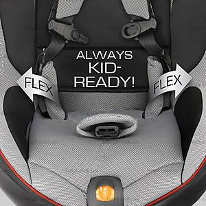 Автокресло для детей NextFit ZIP, цвет серый, 79019.13, детские игрушки
