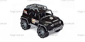 Автомобиль Джип (черный), 030