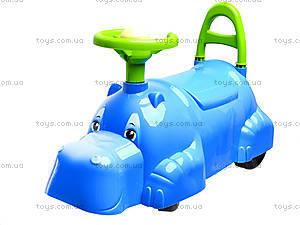 Автомобиль для прогулок «Бегемотик», 3664, игрушки