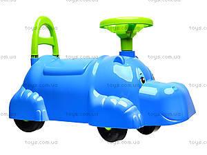 Автомобиль для прогулок «Бегемотик», 3664, детские игрушки